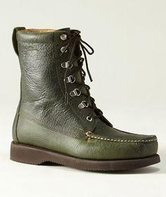 Field Boot: FOOTWEAR | Free Shipping at L.L.Bean Signature
