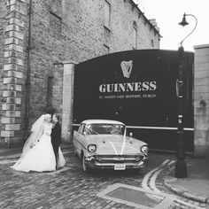 Guinness Gates.....American Vintage Car .ie