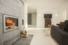 Tulikivi Valkia #takka #fireplace
