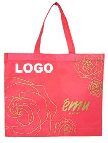 Custom large shopping bag
