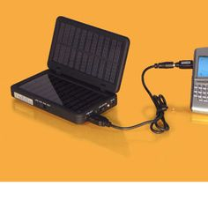 The FatCat Solstice 2.5 ($100) unfolds to reveal two solar panels and packs the largest-capacity battery, which is two to three times the size of that of an average cell phone.