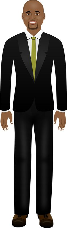 African male avatar for eLearning with Adobe Captivate, Techsmith Camtasia, and Articukate Storyline.