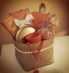 Ramadan essentials gift basket by @basketworks_bh