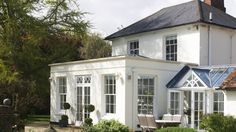 Traditional stone built orangery