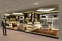 Bergdorf Goodmans Joshua Schulman Unveils Store Strategy - The vision for Berluti at Bergdorf's