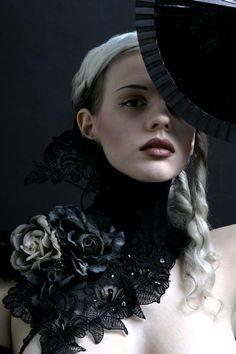 (via Gothic girls gallery - Dark art pictures)