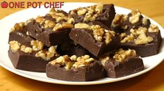 My Best Ever Chocolate Fudge recipe takes only 5 minutes to make, then just pop it into the fridge to chill! Dark Chocolate Chips are combined with Vanilla, ...
