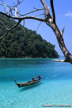 Mu Koh Surin National Park, Phuket, Thailand http://www.classified-thailand.com/