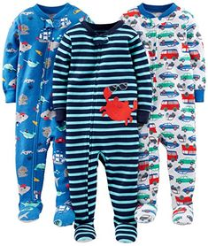 Amazon 10 Cute Simple Joys by Carter's Clothes for Baby Boys - Best Deals for Kids