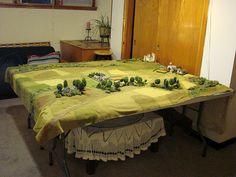 Wargaming table by War Artisan, via Flickr