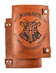 Harry Potter diario de notebook  diario de Harry por BlankLeather