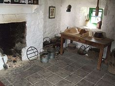 leenane galway farmhouse interior - Google Search