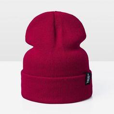 49105858903 Qudda Brand Winter Hat For Men Skullies Beanies Women Warm Cap Unisex  Elasticity Knit Beanie