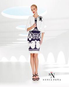 Uno de mis vestidos favoritos de Sonia Peña . Ref: 1170035
