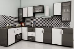 Modular kitchen design becomes a style affirmation of new kitchen design and contemporary design for modern house. Kitchen Cupboard Designs, Kitchen Room Design, Modern Kitchen Design, Interior Design Kitchen, Home Design, Home Decor Kitchen, Kitchen Ideas, Kitchen Wardrobe Design, Kitchen Cabinet Layout