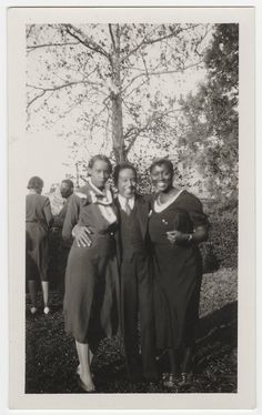 Folks, I'm telling you,Birthing is hardAnd Dying is meanSo get yourselfSome loving in between.  ~langston hughes  (esther b. hamlett, langston hughes, alvin e. logan in prairie view, texas, 1932)