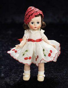 "To The Manor Born: 285 Alexander-kins ""Cherry Brunette"",1957"