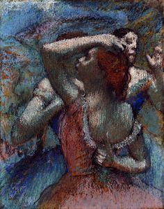 Edgar Degas: Dancers, 1894-1904