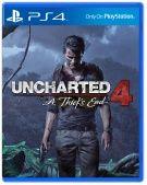Uncharted 4: A Thiefs End - Playstation 4 - Spel - CDON.COM