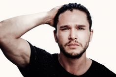 Game of Thrones star Kit Harrington has an explosive new show Kit Harrington, Jon Snow, Khal Drogo, King In The North, Fantasy Male, Celine Dion, New Shows, Attractive Men, Jason Momoa