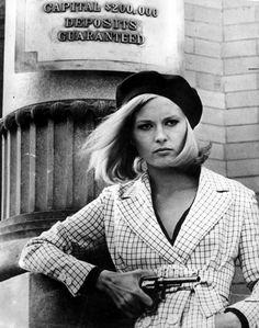 bonnie parker 1967