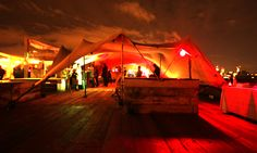 Netil360 winter rooftop bar opens