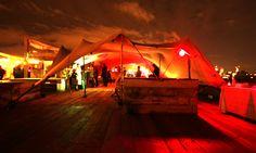 Netil360 winter rooftop bar opens