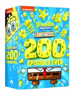 Nickelodeon is celebrating twenty years of the worlds' most recognizable yellow sponge with a special DVD release, SpongeBob SquarePants: The Best 200 Episodes Ever! Watch Spongebob, Spongebob Crafts, Pet Snails, Pineapple Under The Sea, Spongebob Squarepants, The Best, Movies, Giveaways, August 27