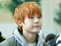 Suga - BTS oh my little derp muffin