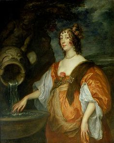 Lucy Hay (née Percy), Countess of Carlisle (1599 – 5 November 1660), was an English courtier known for her beauty and wit.