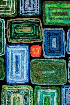 Carol Ann Waugh  Quilt Detail