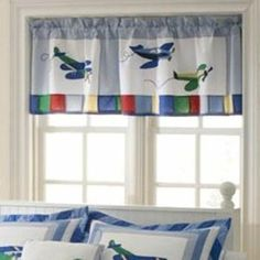Let your little pilot dream of flight with the Fly Away Window Valance. This fun quilt features a handcrafted pattern made of pieced materials delicately sewn together for amazing detail. Airplane Room, Valance Window Treatments, Twin Comforter Sets, Flies Away, Twin Quilt, Queen Quilt, Quilt Sets, Simple Elegance, Bedding Collections