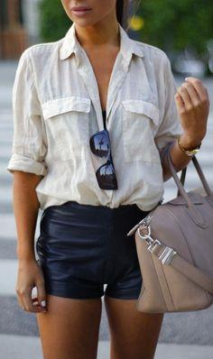 Comment porter une chemise de ville blanche en 2015 (299 tenues)   Mode pour Mode pour femmes