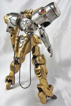 "Custom Build: HG 1/144 Gastima ""Detailed"" - Gundam Kits Collection News and Reviews"
