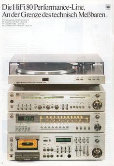 Radios, Music Gadgets, Hi Fi System, Hifi Audio, Hifi Stereo, Vintage Music, Vintage Tv, Tape Recorder, Record Players