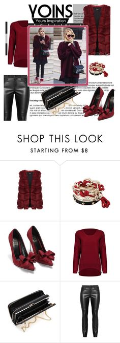 """""""yoinscollection 34/60"""" by fahreta1992 ❤ liked on Polyvore featuring women's clothing, women, female, woman, misses, juniors and yoinscollection"""