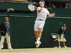 2006 Wimbledon, Final - Federer wins 6-0, 7-6 (5), 6-7 (2), 6-3 - Roger Federer vs. Rafael Nadal