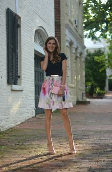 Summer Wedding Guest Attire with Ted Baker and The QuarterLifeCloset