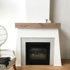 29 best reclaimed wood mantle images wood baseboard fireplace rh pinterest com