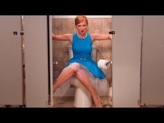 """I can't believe this is a real product! Hilarious commercial for PooPourri Bathroom Deodorizer - """"Spritz the bowl before you go and no one else will ever know!"""" Isaak is it real? OMG I'm dying! Funny Commercials, Funny Ads, The Funny, Funny Drunk, Freaking Hilarious, Seriously Funny, V Video, Watch Video, Commercial Ads"""