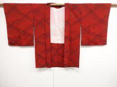Haori Japones de seda natural de Slow Fashion Silk por DaWanda.com