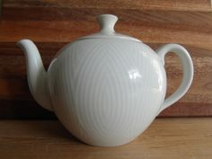 Royal Copenhagen  SALTO  big tea pot  leaf by littledanishmood, kr900.00