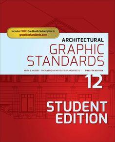 architectural graphic standards pdf free download Download Architectural Graphic Standards, 11th edition ebook (pdf ...
