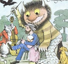 Maurice Sendak... of course!