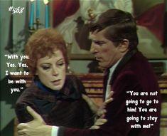 Dark Shadows #568: Barnabas helps Julia resist Tom Jennings