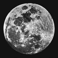 "First successful photograph of a heavenly body. John William Draper took this image of the Moon in 1840. It was a 20-minute Daguerreotype exposure through a telescope.  ©Mona Evans ""Photography and the Birth of Astrophysics"" http://www.bellaonline.com/articles/art19545.asp"
