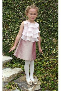 Illusion Dress by Isabel Garreton