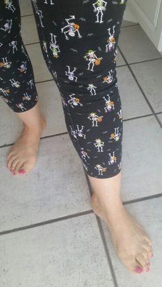 Love my Fall workout pants :)