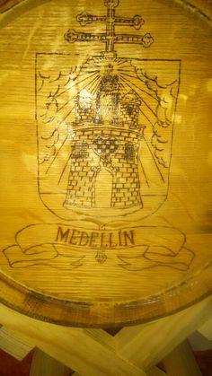Medellin Falmily crest