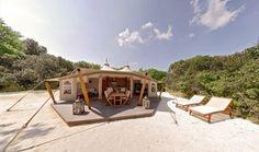 Extreem luxe tent in Frankrijk - Ardèche - Exclusieve overnachtingen